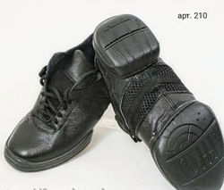 Кроссовки для танцев кожаные, арт. 210