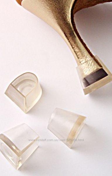 Накаблучники силиконовые для танцевальных туфлей Club dance