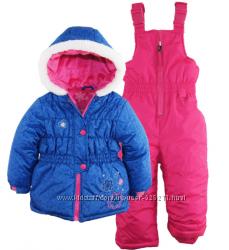 Зимние комбинезоны Rugged Bear для девочек