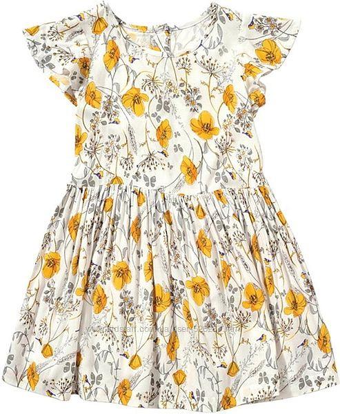 Платье next 4-6 л