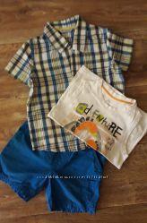 Летняя одежда для мальчика 5-6 лет