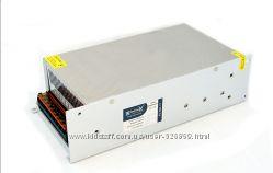 Блок питания Ledmax PS-500-12 500W 220V-12V IP20, 42A не герметичный