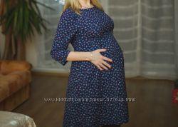 Платье для беременных и кормящих white rabbit