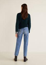 Шикарные джинсы Манго, 38 размер Оригинал