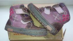 зимние ботинки для девочки D. D. STEP