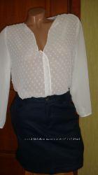 Блуза и юбка очень стильный микс