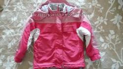 Продам куртку на девочку 104-110 см Color kids зима-демисезон