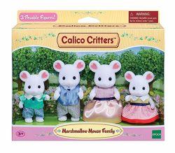 Сільваніан фемелі сімя Мишок Sylvanian Families Marshmallow Mouse