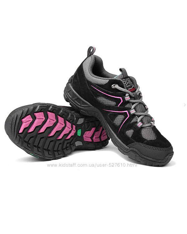 Karrimor Summit Childrens Walking Shoes кросовки карімор для дівчинки 17. 5