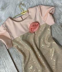 Красивое, нежное платье для девочек