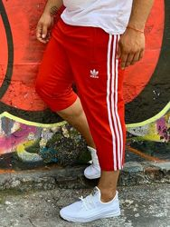 Мужские трикотажные бриджи Адидас, Adidas, шорты, Турция, цена ниже качества