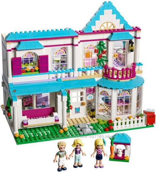 41314 LEGO Friends Дом Стефани Лего Оригинал.