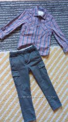 Рубашка на мальчика, maison scotch, 116 р.