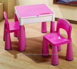Набор детской мебели Tega Baby Mamut  розовый
