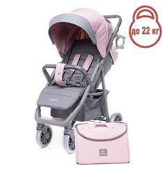 Детская прогулочная коляска 4Baby Moody 2020 Limited pink