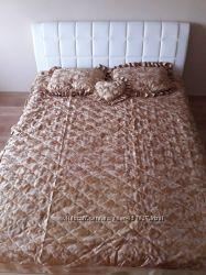 Комплект покрывало  подушки 180 х 210 см