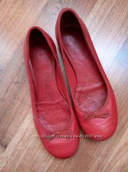 балетки красные 37 р