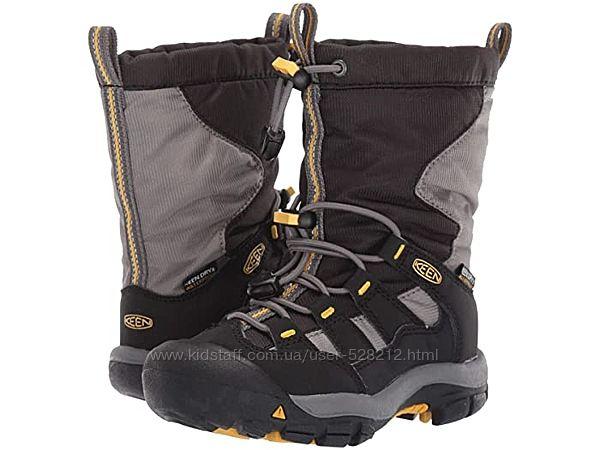 Ботинки Keen Kids  Winterport  размер 27-28
