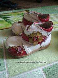 Mimy туфельки  18 размер 11см. стелька  задник жесткий ортопедичекие