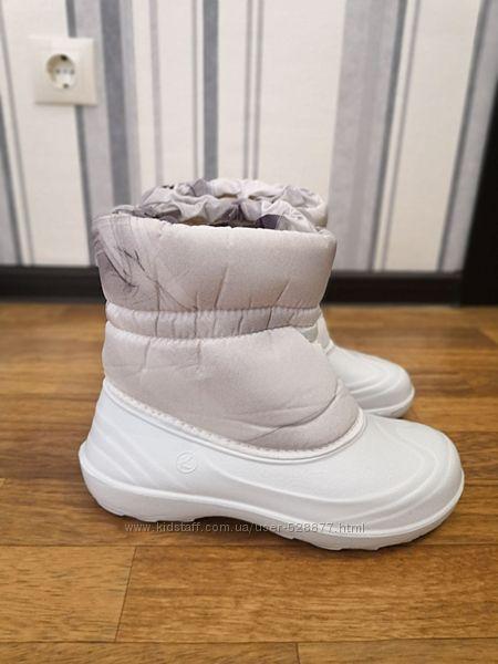 Обувь на слякоть из пены, два цвета
