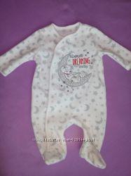 одежда на новорожденную 0-1 мес