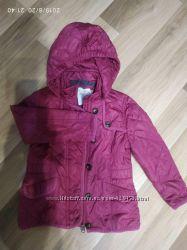 Куртка деми H&M -4-5 лет
