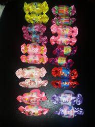 Конфетки резиночки пары