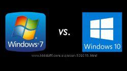 Установка и настройка WINDOWS 7, 10