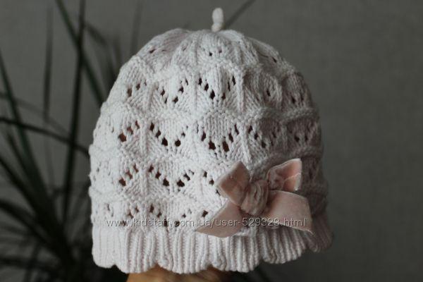 Ажурная шапочка Next