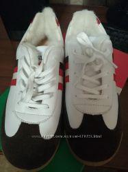 итальянские кроссовки для девочки