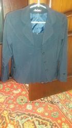 Школьный костюм пиджак и юбка на девочку Helena