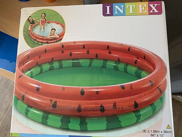 Бассейн детский INTEX