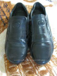 Черные спортивные туфли на мальчика, 28рр17, 5см