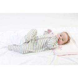 Комплект из 2 предметов слип и шапка для новорожденных
