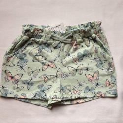 Шортики для девочек H&M