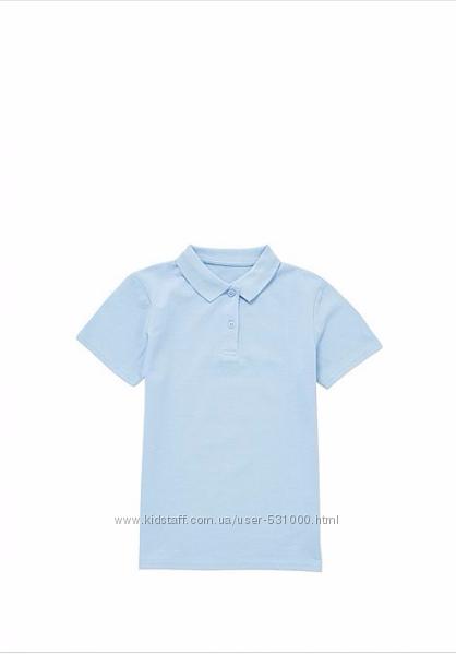 Школьные футболки поло F&F из Англии от 8 до 15 лет