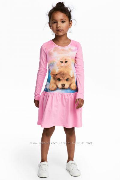 Платья для девочек H&M