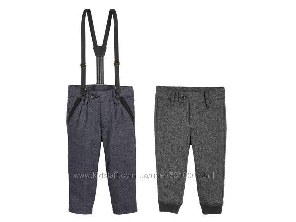 Брюки штаны для мальчиков Lupilu