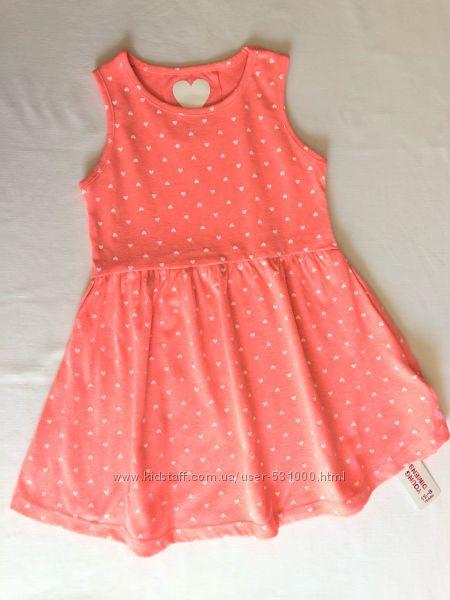 Летние платья для девочек Primark 3 расцветки