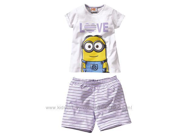Пижамки для девочек Lidl