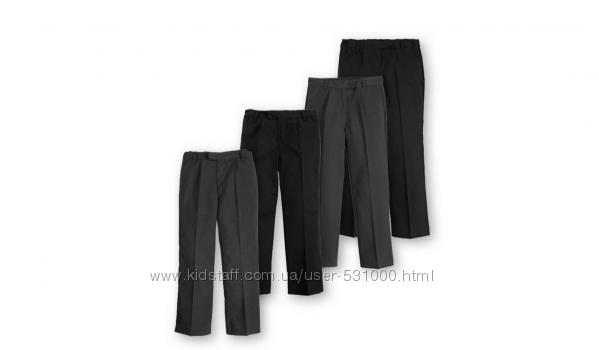 Школьные брюки штаны для девочек Smart Start
