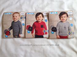 Комплекты регланов для мальчиков Lupilu цена за комплект