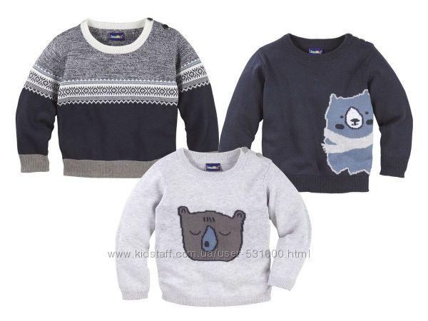 Джемперочки для мальчиков Lupilu