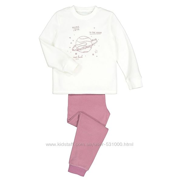 Флисовые пижамы для девочек La Redoute