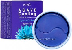 Патчи PETITFEE Agave Cooling Hydrogel Eye Mask