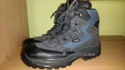 Треккинговые ботинки 41-42 drytex состояние отличное