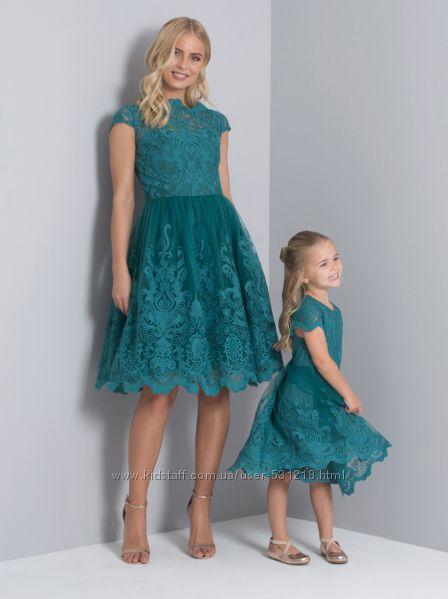 Chi Chi London заказывыю детские нарядные платья, Великобритания