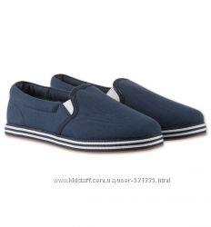Хлопковые туфли C&A