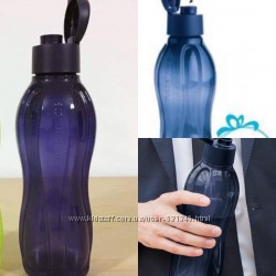 Новинка  Бутылка с клапаном в цвете Индиго 1 л Tupperware