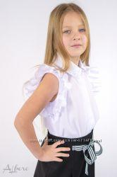 Блузки школьные ALBERO